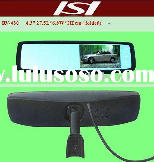 car rearview monitor car mirror monitor