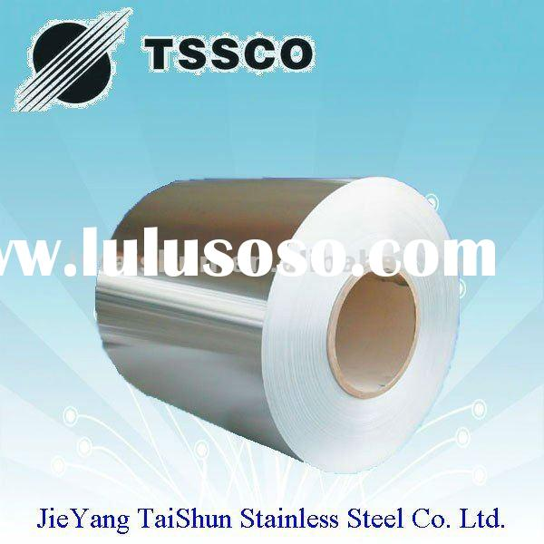 cold rolled stainless steel 410 409