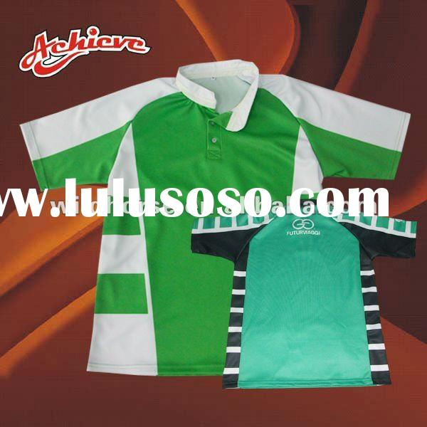 cool sublimated rugby jersey, rugby tops