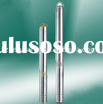 deep well stainless steel submersible pump