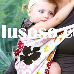 detachable baby carrier colorfull cotton baby sling