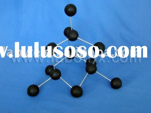 diamond molecular structure model