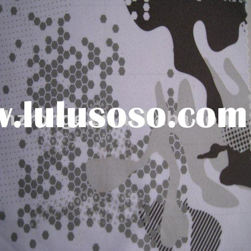 high density twill polyester peach skin printing fabric(GDS0831-5)