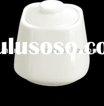 high quality cheap white porcelain soup bowl