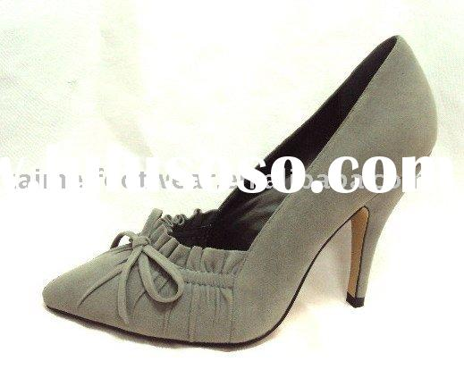 hot selling lady high heel shoes