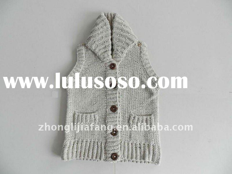 knitting patterns free vest