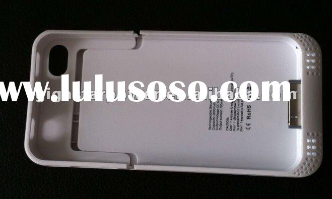 mobile micro usb power pack /battery case for iphone 3G/4/4S