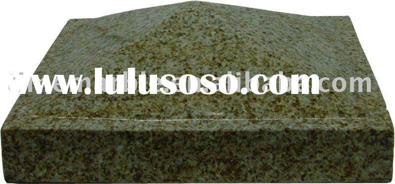 Natural Stone Pillars Caps : Stone pier caps for sale price china manufacturer