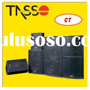 pa system, professional speaker, audio equipment, pa loudspeaker