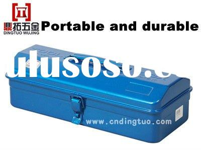 portable heavy duty stainless steel Tool Box (tool case)