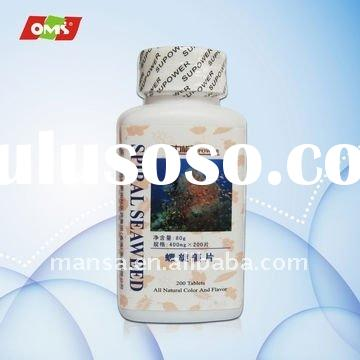 pure nature healthy organic Spiral Seaweed hot new products for 2011