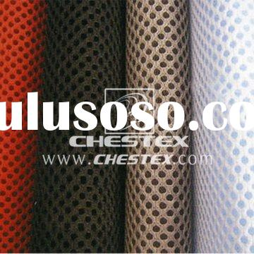 shoes/bag lining polyester mesh fabric