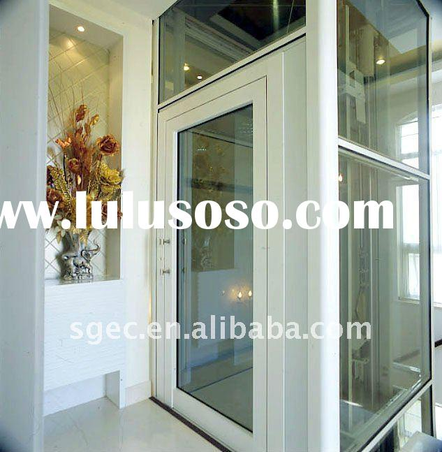 Machine room less elevator for sale price china for Small elevator for home price