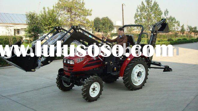 small/mini Front end loader and Backhoe fit with 25-35HP Tractor