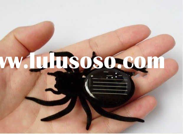 solar powered spider toys ,insect , Gadget Robot toy solar gift