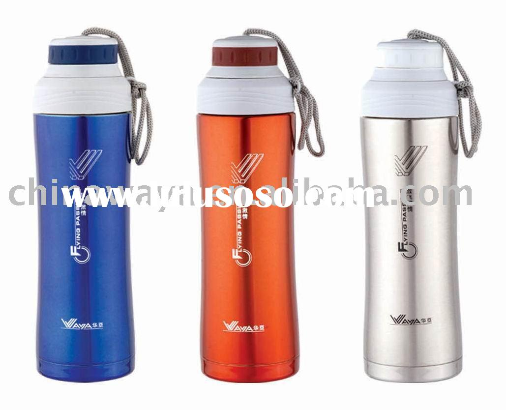 stainless steel Vacuum Sports Bottle 16oz