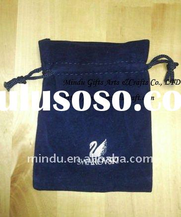 velvet pouch for jewelry
