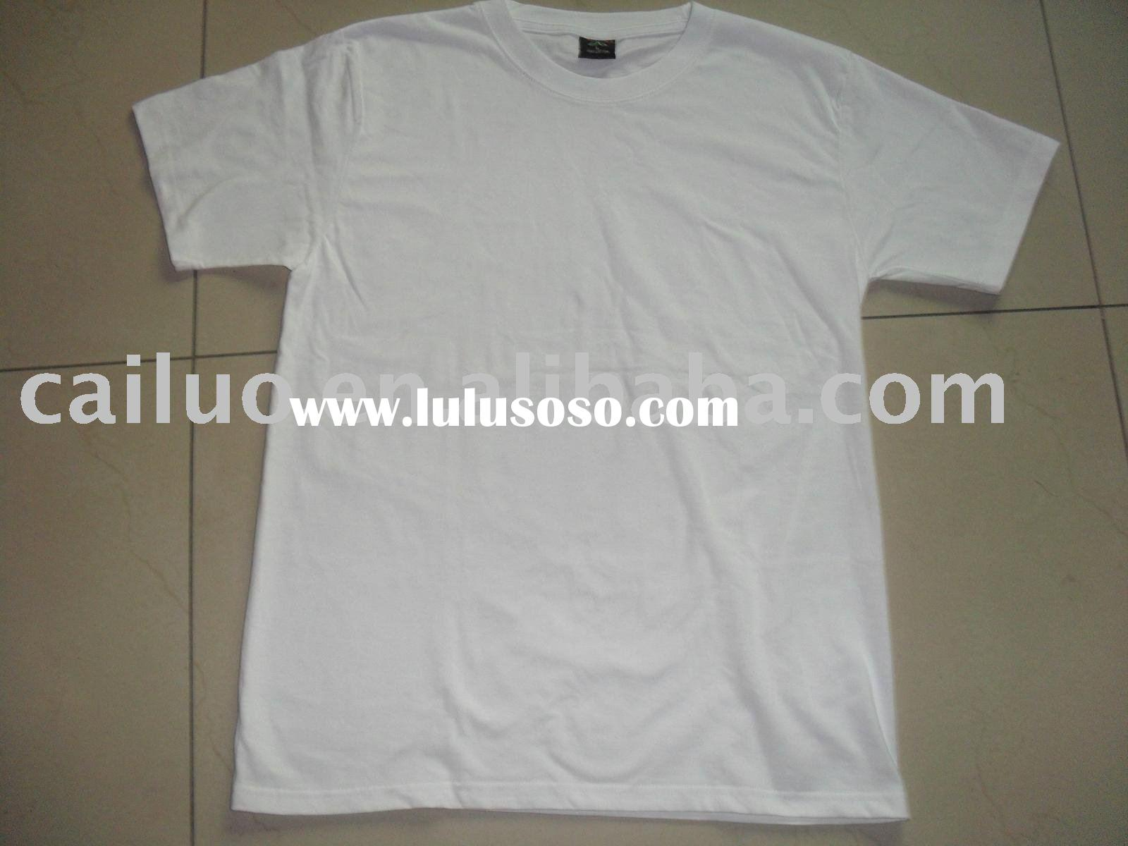 Plain cotton seamless t shirts made for malaysia for sale for Plain t shirt supplier malaysia