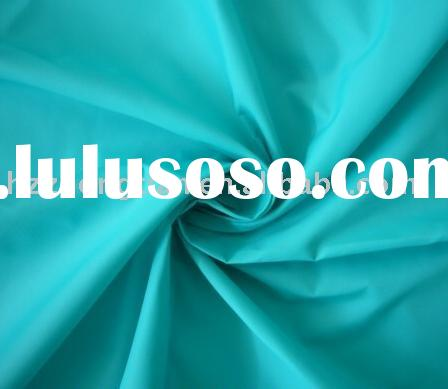 100% polyester taffeta lining fabric dyed