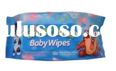 10pcs 25pcs 80pcs pampers baby wipes scented or unscented OEM welcomed