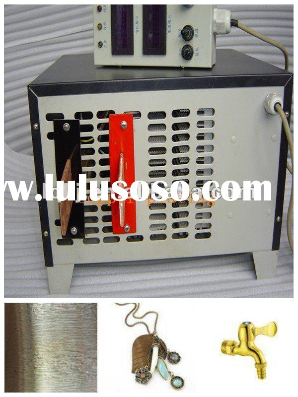 12V 600A High frequency Copper Plating Rectifier