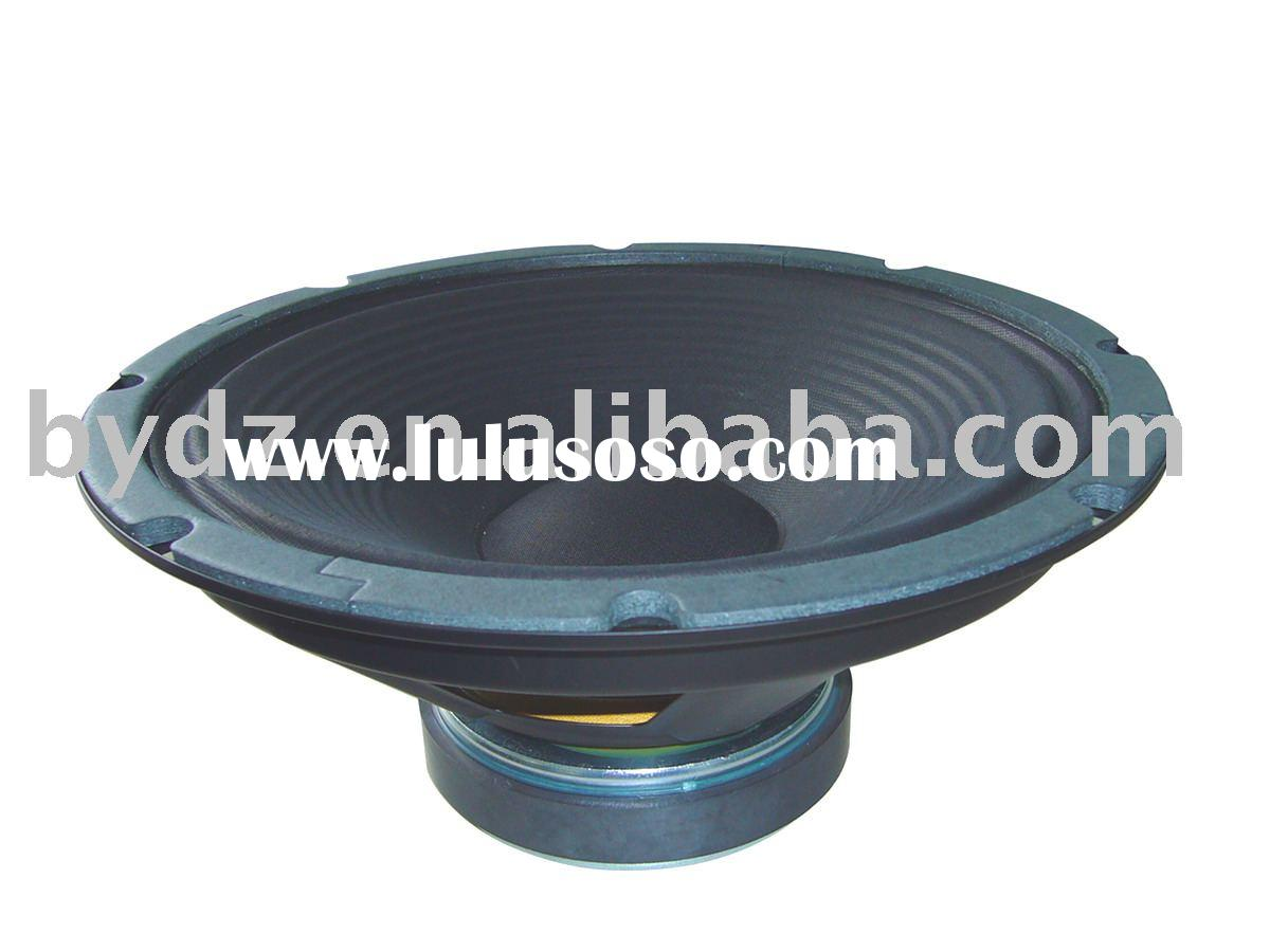 12 inch subwoofer speakers car subwoofer speaker unit