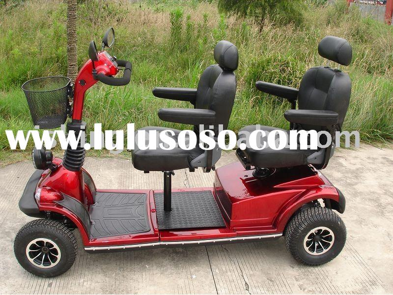 2009 new double seat mobility scooter handicapped scooter electric scooter handicapped wheelchair wi