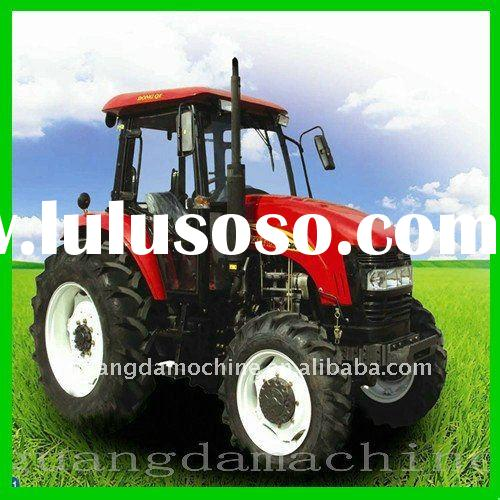 2011 hot sale wheel tractor 100HP 4WD