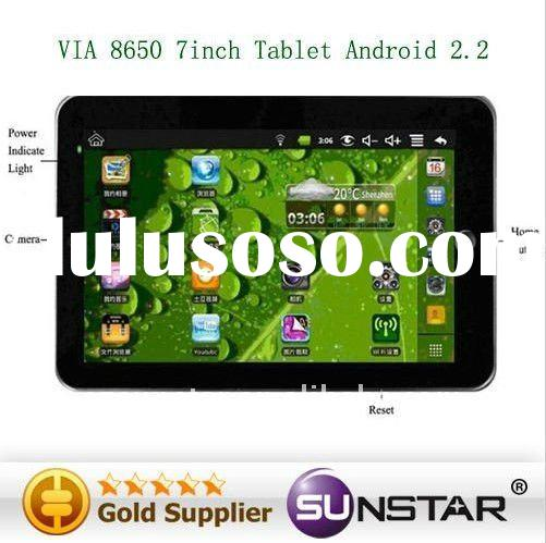 2011 hot tablet pc with cheap price high quality 7inch