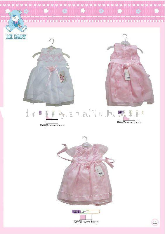 Fashion Design Baby Girl Dresses Baby Clothes For Sale