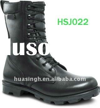 2012 new design army&police military boots