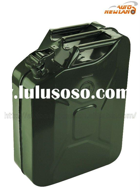 20L metal jerry can /fuel tank /gas can /oil tank (0.6mm or 0.8mm thickness )