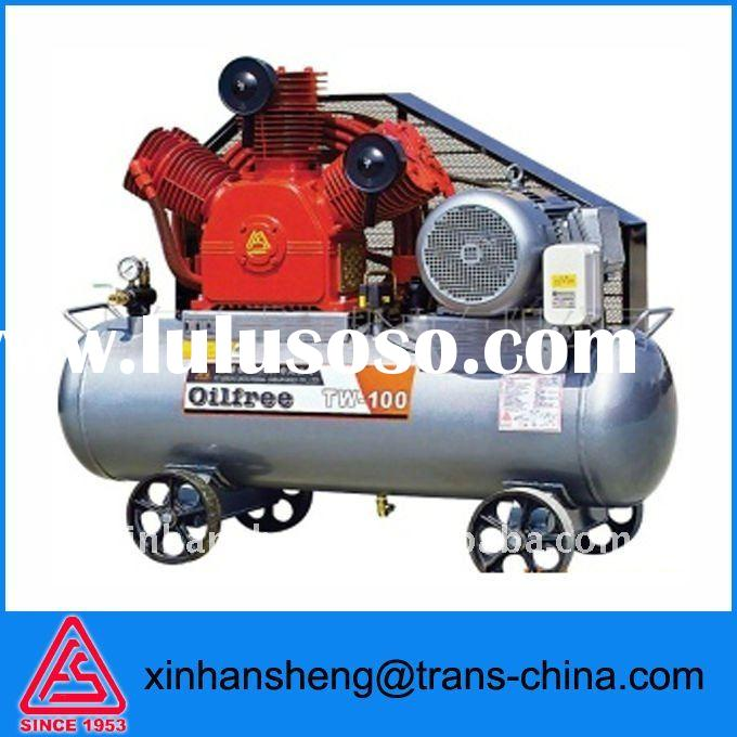 2.5m3/min Oil-free Piston Air Compressor