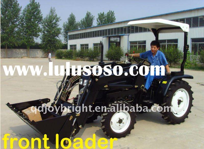 35hp,4wd small farm tractor,4cylinders,EEC,EPA,diesel engine,8F+2R shift,with Cabin,heater,fan,front