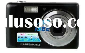 3.0 inch LCD display touch screen Anti-shake Digital camera DC-T400