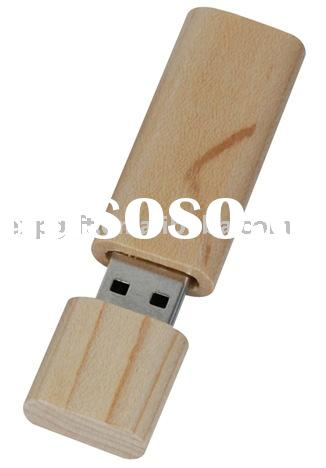 4GB Eco Friendly Bamboo usb flash drive