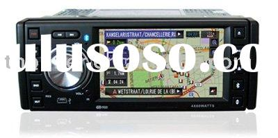 4.3 inch Car DVD Player with Touch +USB/SD+GPS(TZ-DI4303G)