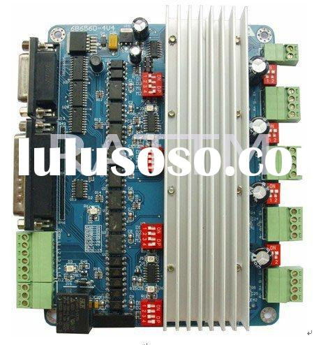 4 axis CNC controller TB6560 stepper motor driver board H type