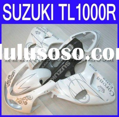 ABS Motorcycle Fairings For Suzuki TL1000R 98 99 00 01 02 03