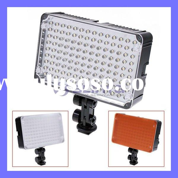 AL-126 LED Camera Camcorder Video Light For Canon Nikon DSLR cameras