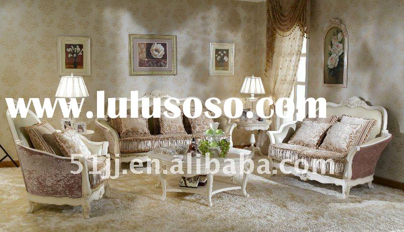 American antiques style living room sofa sets BJH-811