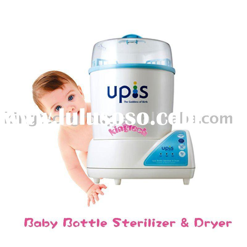 Baby Bottle Sterilizer and Dryer, With Drying Function After Sterilization
