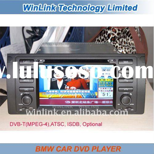 Best Selling Car DVD Player Gps with Canbus 6 CDC for BMW M5 E53 E39