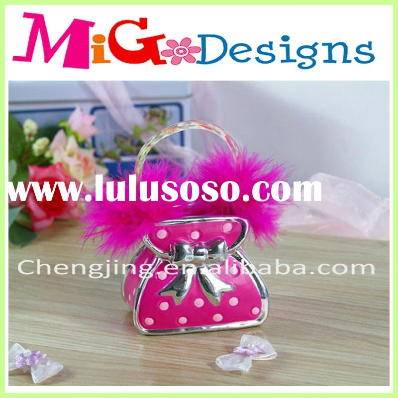Ceramic Purse Money Bank