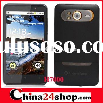 """China 4.3"""" big touch screen android mobile phone with GPS WIFI TV android phone"""