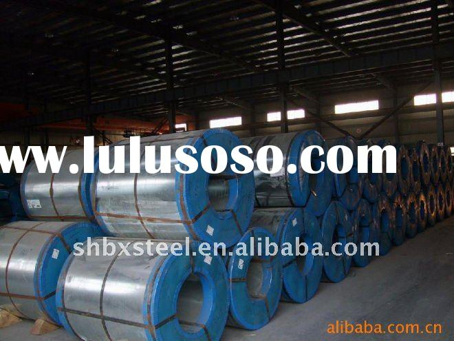 Cold rolled steel coils-CQ quality JSC270C