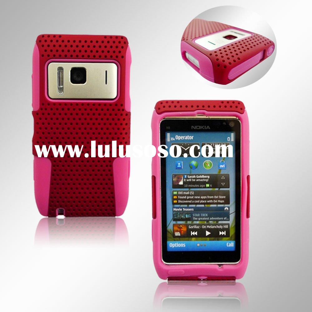 Combo Cell Phone Case for Nokia N8