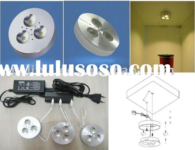 Cree 3W LED Cabinet light, LED recessed light