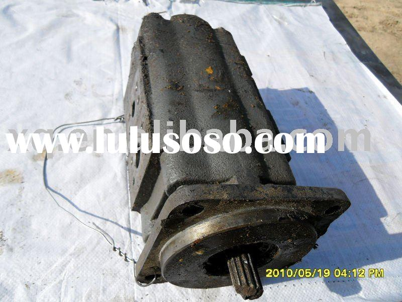 DYNAPAC CA25D ROAD ROLLER SPARE PART DOUBLE-PUMP HYDRAULIC DOUBLE PUMP