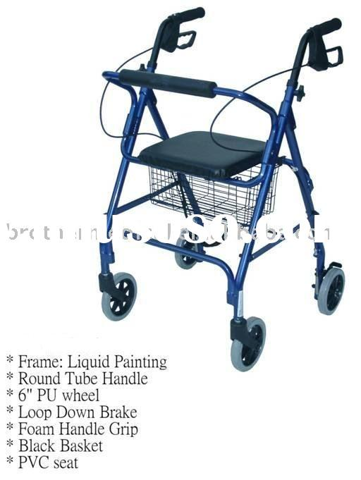 Durable Medical Equipment Aluminum Rollator